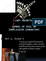 Character Analysis of Lady Macbeth
