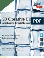 Creative Blocks