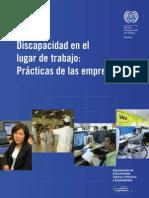 OIT - Discapacidad Practicas en Las Empresas