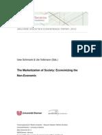 WelfareSocietiesConferencePaper-No1 Schimank Volkmann