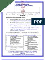 Soft Skill Training E-Brochure