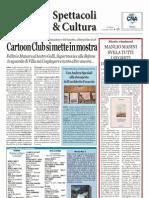 8.7.2013, 'Con Andrea Speziali Alla Riscoperta Dell'Architetto Focaccia', Nuovo Quotidiano Rimini