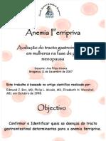Anemia Ferripriva