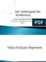 Diag Tests for Strabismus 1390 2011