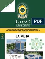 Edificio Inteligente Investigaciones 2013