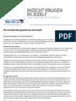 Inzichtkrijgeninjezelf.nl-de Invloed Die Geweld Op Ons Heeft