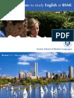 미국 BSML Brochure
