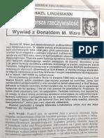 Michael Lindemann - Szersza Rzeczywistosc