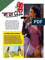 Mónica Naranjo - Diez Minutos Nº3229 -  Julio 2013