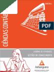 Cead 20131 Ciencias Contabeis Pa - Ciencias Contabeis - Gestao Do Conhecimento - Nr (Dmi773) Caderno de Atividades Impressao Cco1 Gestao Do Conhecimento