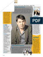 Desmontando a Graham Linehan (The IT Crowd, Black Books, Father Ted)