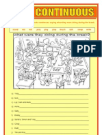 Islcollective Worksheets Elementary a1 Elementary School Writing Past Simple Cont Past Continuous 135754e2425f722ac29 99268764