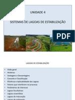 UNIDADE 4 - LAGOAS DE ESTABILIZAÇÃO
