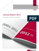 2012 IFRS Foundation Annual Report