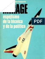 San Martin Libro Armas 30 Mirage