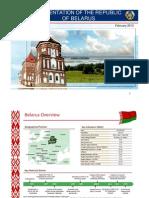 Presentation Belarus February 2013