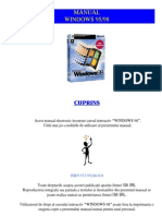 Manual Windows 95-98 Complet