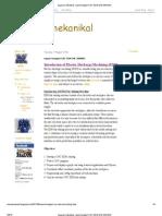 Tugasan Mekanikal_ Report Bengkel CNC EDM DIE SINKING