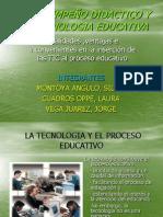 SEMINARIO EL DESEMPEÑO DIDACTICO Y LA TECNOLOGIA EDUCATIV.pptx