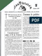 Boletin de la División Azul, 1959