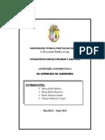 modelo de contrato de auditoría