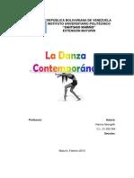 Danza Contemporánea 2