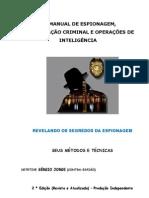 Manual de Espionagem, Investigação Criminal e Operações de Inteligência