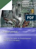 Cours ComposantsOrdi IGTT1 1112