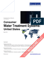 Consumer Water Treatment Systems