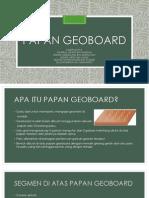Papan Geoboard