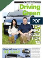 Driving Green 2009