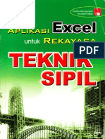 Excel for Civil Eng