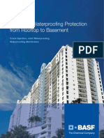 Regional Waterproofing Brochure