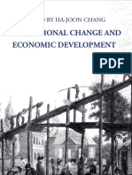 Chang HA Joon 2007 - Institutional Change and Economic Development Chapter 1