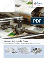 Infineon - Product Brochure - Solutions for Industrial Drives