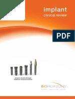 ML0130 Rev C Implant Lit Review