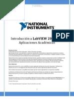 AUTOMAT Taller Practico Introduccion a Labview