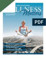 Wellness Matters July 2013