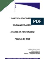 IBPT - Quantidade de Leis No Brasil