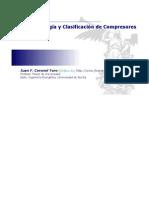 tipología y comparacion de compresores