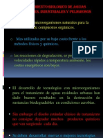 tratamiento biologico de aguas residuales, industriales y peligrosos.ppt