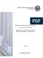Garbage Grid Audit Report