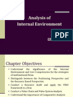 INB 480 4 Internal Analysis