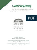 Atbc Ots 2013 Program