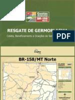 Apresentação - Resgate de Germoplasma BR-158N