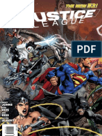 Justice League 22 Exclusive Preview