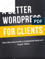 Better WordPress for Clients