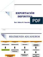 Clase Exportacon Chimbote