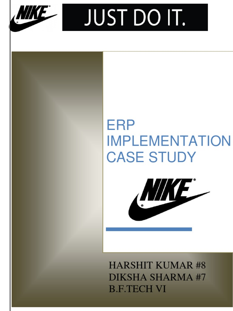 Project management: a case study of a successful ERP ...