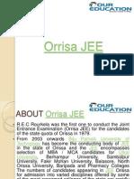 Orrisa JEE